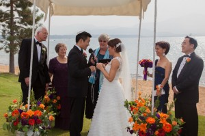 Samara & Alan's wedding in South Lake Tahoe